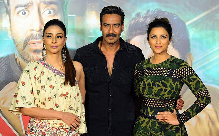 Ajay devgn believes theres no place for vulgar jokes on actresses ajay also added that neither him nor the team ever imagined that the franchise will end up becoming this big a hit altavistaventures Choice Image