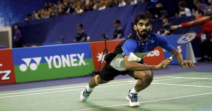 Kidambi Srikanth makes record by becoming First Indian Male Shuttler as World