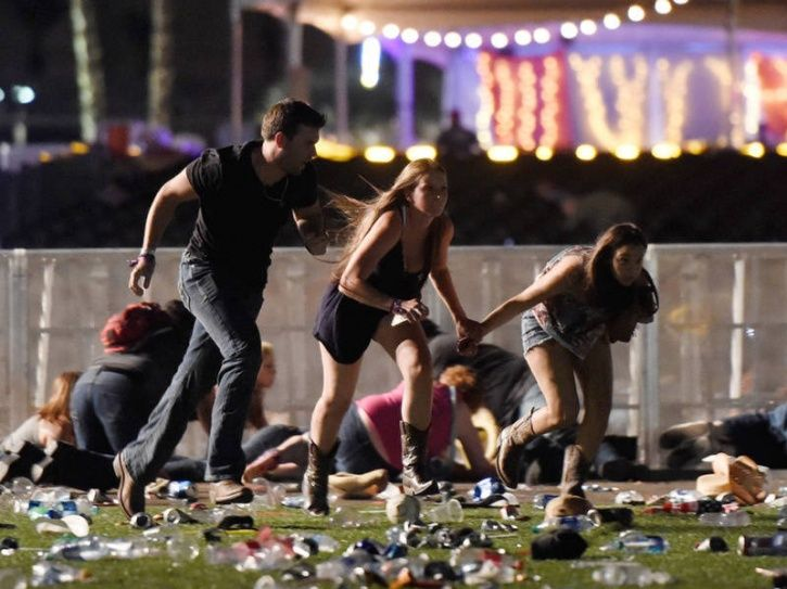 The shooting at the Route 91 Harvest Festival in Las Vegas is being called the most brutal massacre in modern U.S. history. A lone gunman shot and killed at least 59 people and injured up to 527 people. In the midst of all the chaos that erupted once the gunman opened fire it was ordinary people who stepped up and sprung into action; trying to help protect others from harm and assisting people who were injured. The valiant stories of some of these heroes deserve nothing less than a medal of honour.