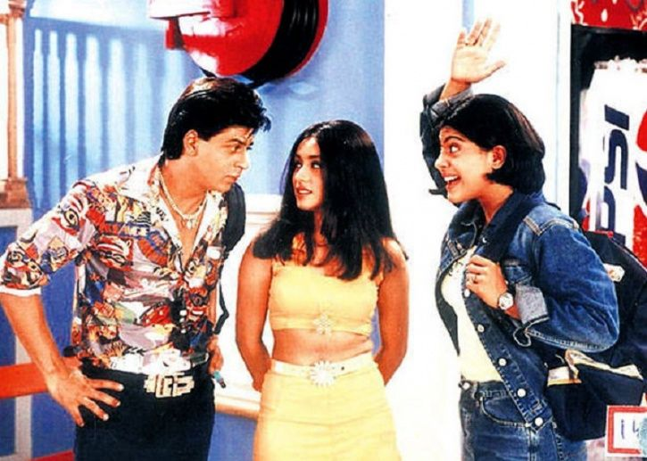 SRK, Rani And Kajol Had A Mini Reunion And We Are Getting ... Kajol Mukherjee Kuch Kuch Hota Hai