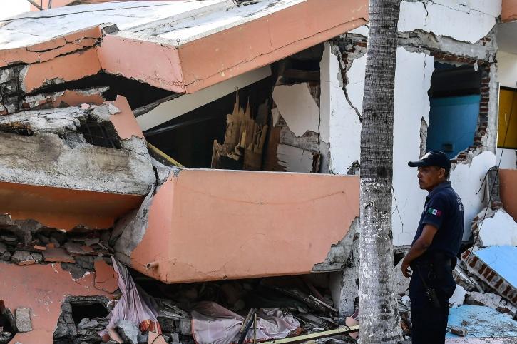 Mexican quake