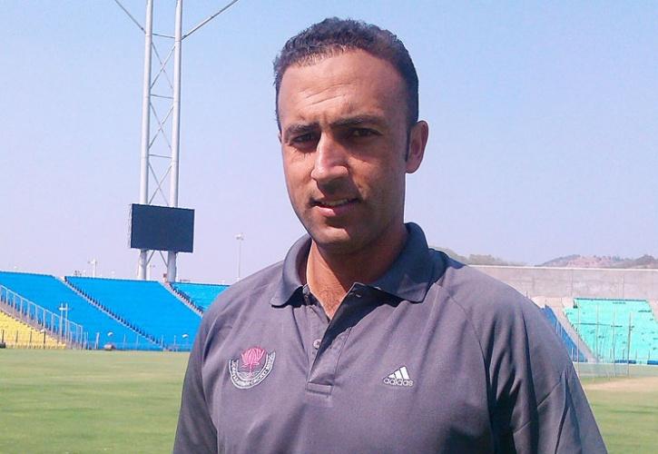 Allrounder Samiullah Beigh