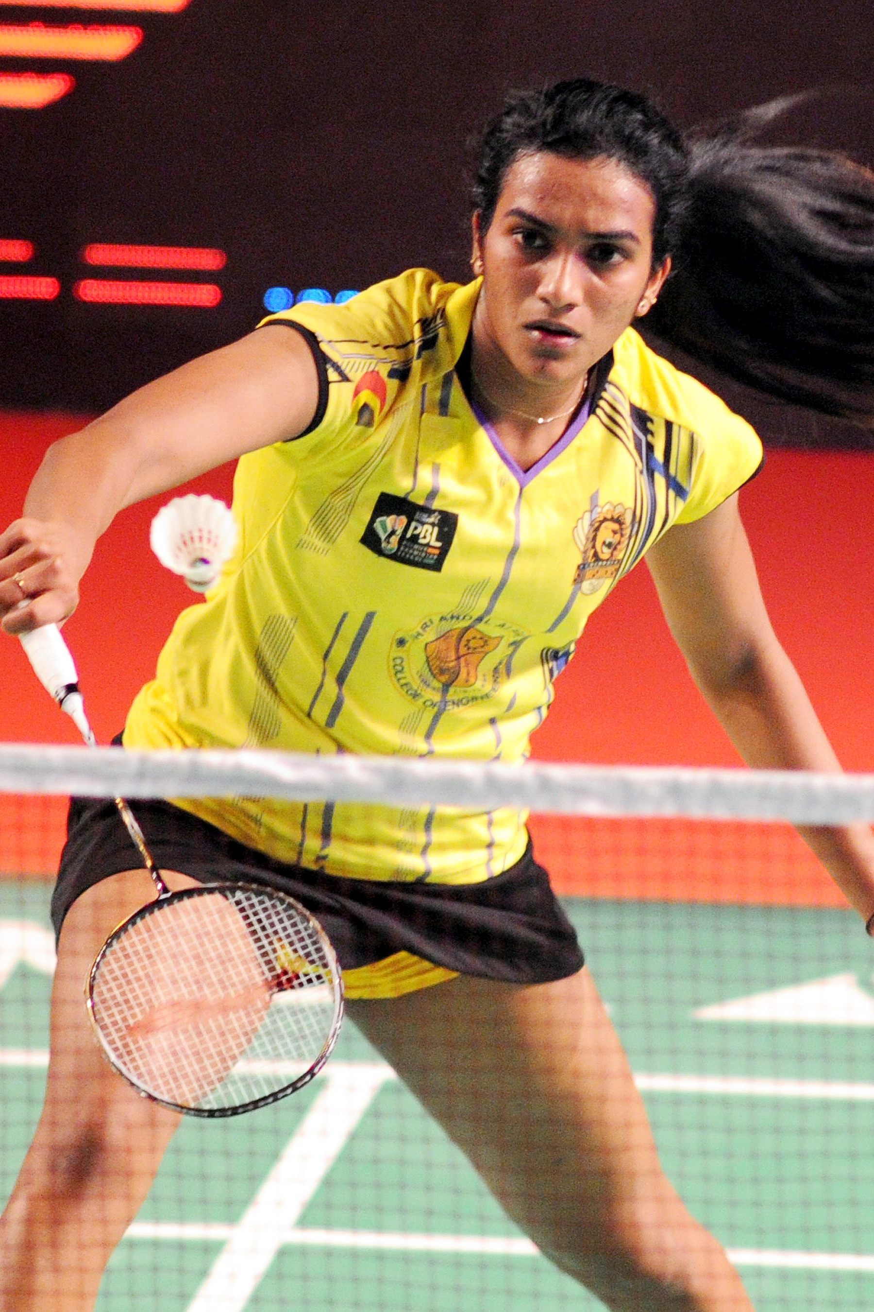 PV Sindhu In Charge India s Campaign At The Korea Super Series