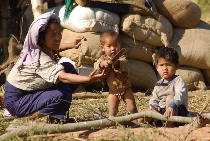 Chakma Hajong Refugees
