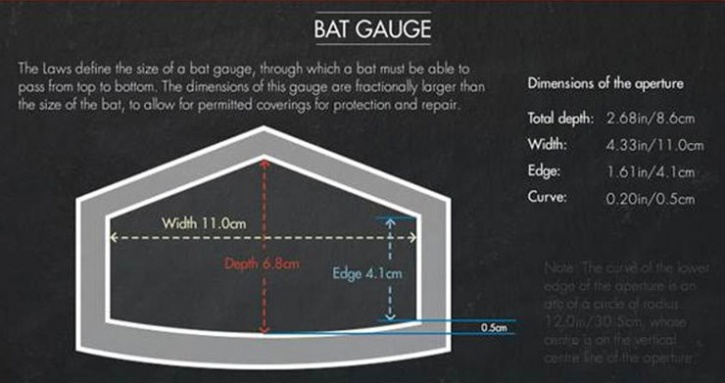 Here's How The ICC's New Rules On Bat Size And DRS Shall ...