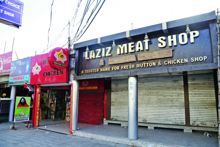 Meat Shops In Gurgaon