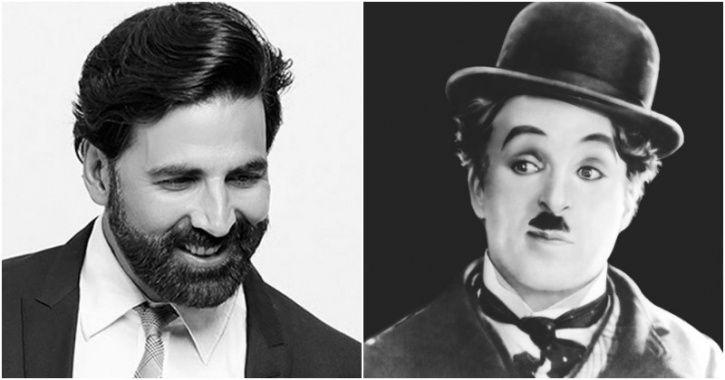 Charlie Chaplin, Akshay Kumar