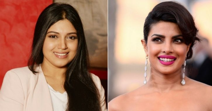 Is Bhumi Pednekar crushing big time on Priyanka Chopra??