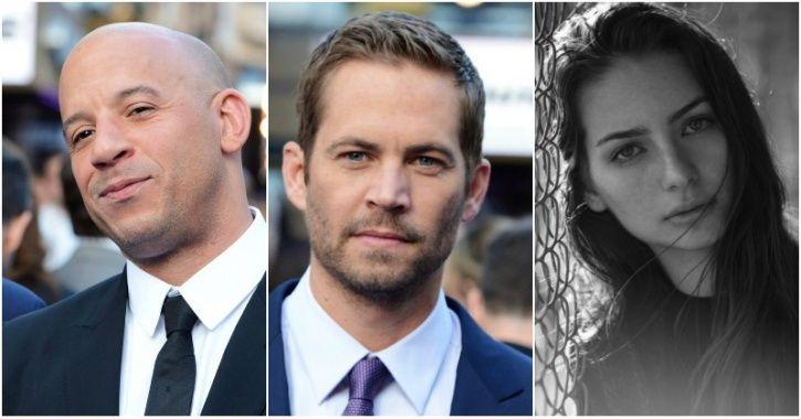 Vin Diesel, Paul Walker, Meadow Walker