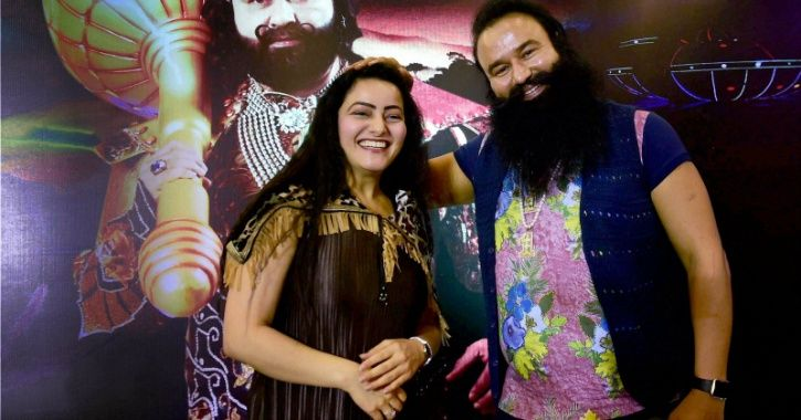 Image result for honeypreet insan hottest image