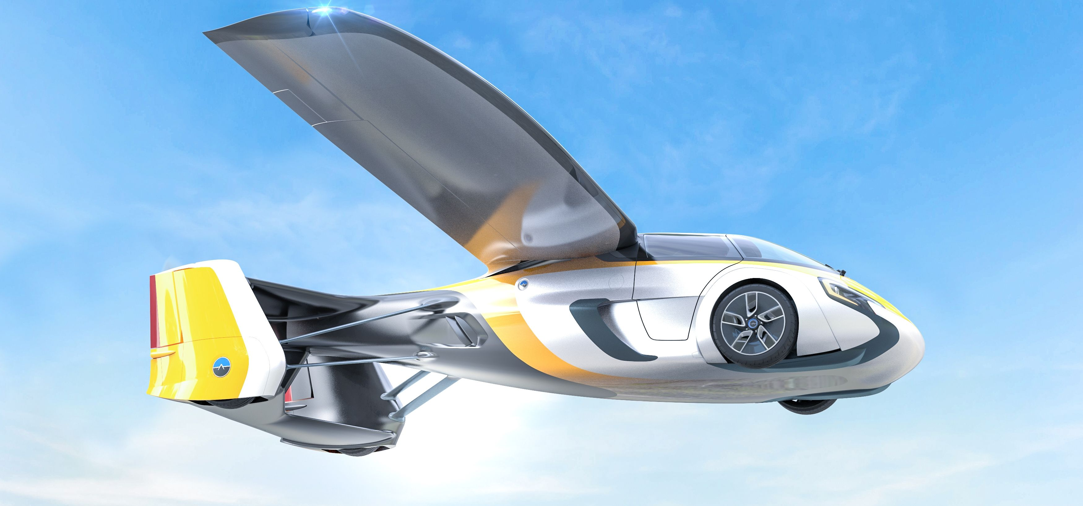 The Future Of Flying Cars How Unique Red Tape
