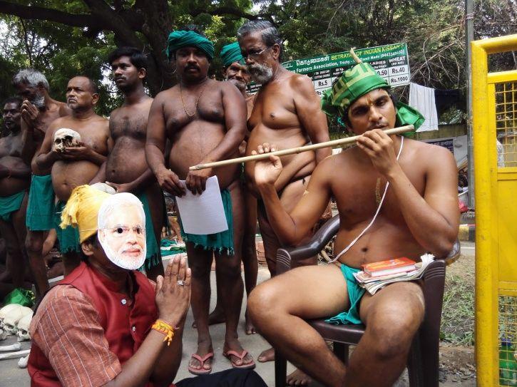 Tamil Nadu Farmers