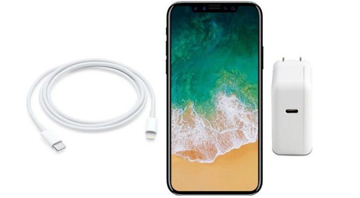 Apple 39 s iphone x will support fast charging but only with - Iphone x chargeur ...
