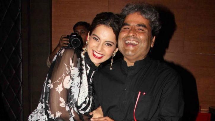 Kangana and Vishal