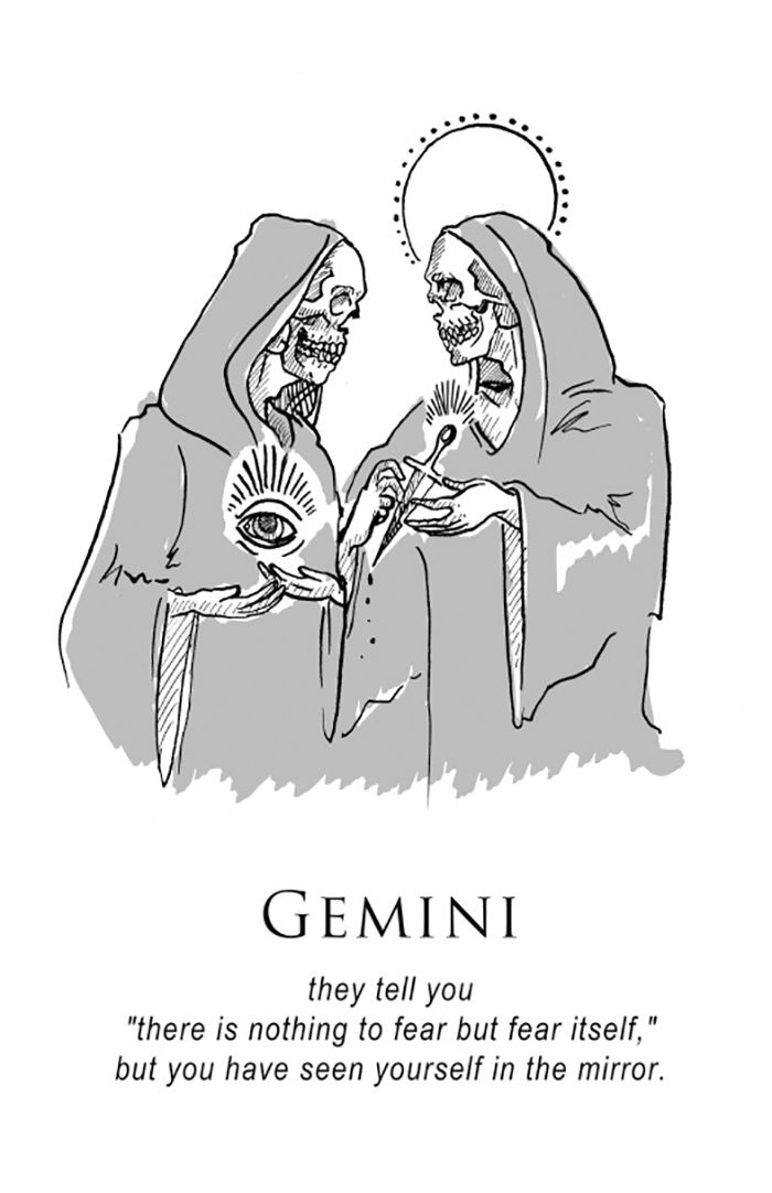 This Artist S Brutally Honest Interpretations Of Zodiac Signs Is A