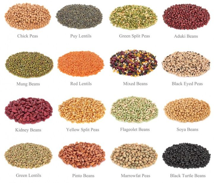 Here's a list of foods that are loaded with these two amino acids that you're ought to consume if you're starting off with a diet: lentils