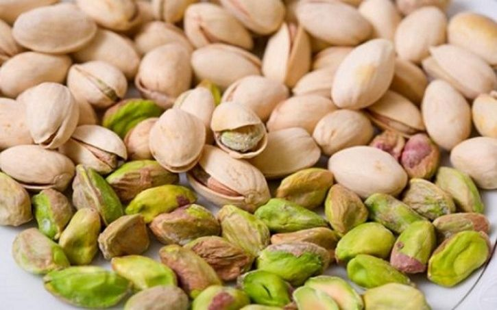 Here's a list of foods that are loaded with these two amino acids that you're ought to consume if you're starting off with a diet: Pistachios