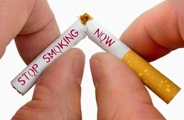 Quit smoking Here