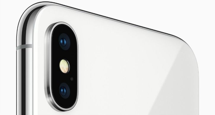 iPhone X TrueDepth Camera