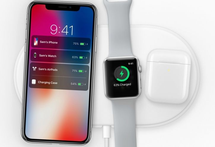 Wireless Charging on iPhone X