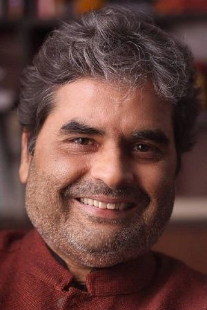 a picture of Bollywood filmmaker Vishal Bhardwaj