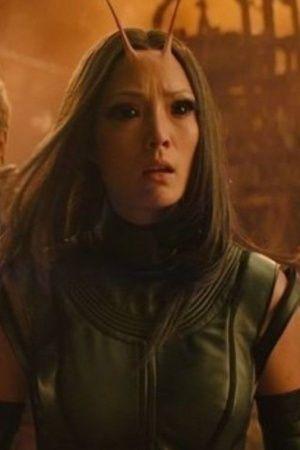 A still from Avengers Infinity War