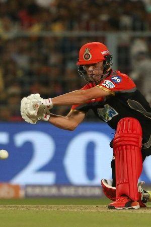 AB de Villiers made 68 in 30 balls
