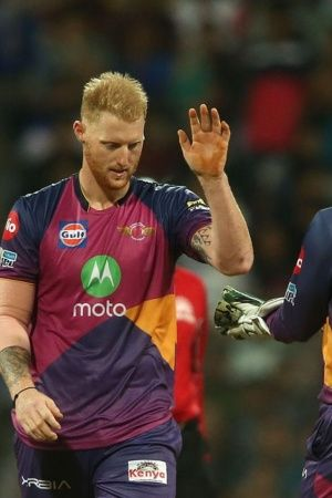 Ben Stokes was bought by Rajasthan Royals for Rs 125 crore