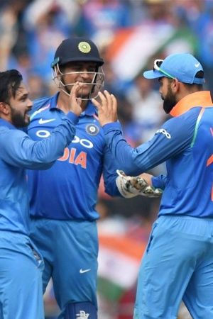India are favourites to win the 2019 World Cup