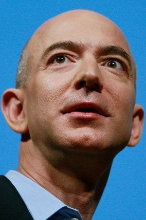 jeff bezos amazon robot