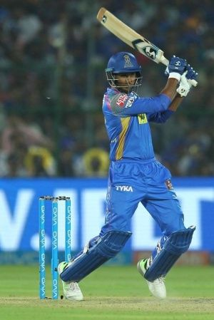 Krishnappa Gowtham slammed 33 not out in 11 balls
