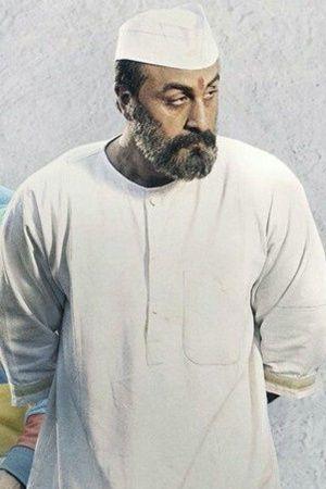 Ranbir Kapoor as Sanjay Dutt in Sanju teaser