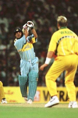 Sachin Tendulkar made 134
