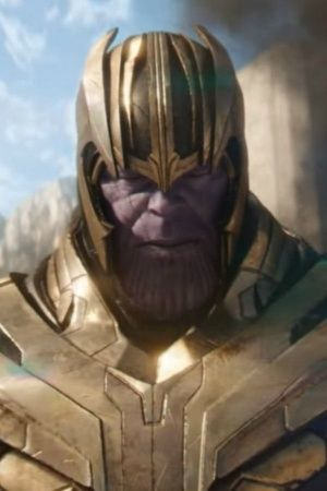 Thanos Infinity Wars Avengers