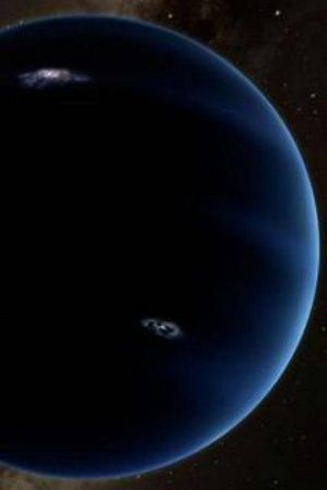 Scientists find a planet so black it absorbs 99 of light for Plante 94 pourcent