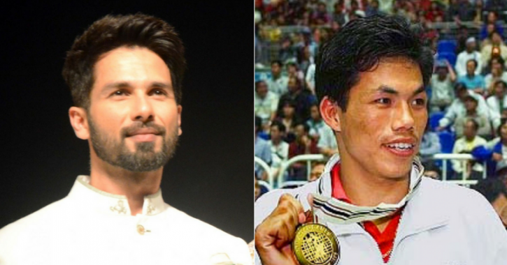 Shahid Kapoor To Play Boxing Hero & Cancer Survivor Dingko Singh Who 'Had Almost Become A Naxalite'