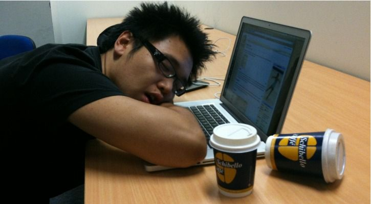 Your're Damaging Your Brain When You Pull All Nighter Possibly Even Permanently