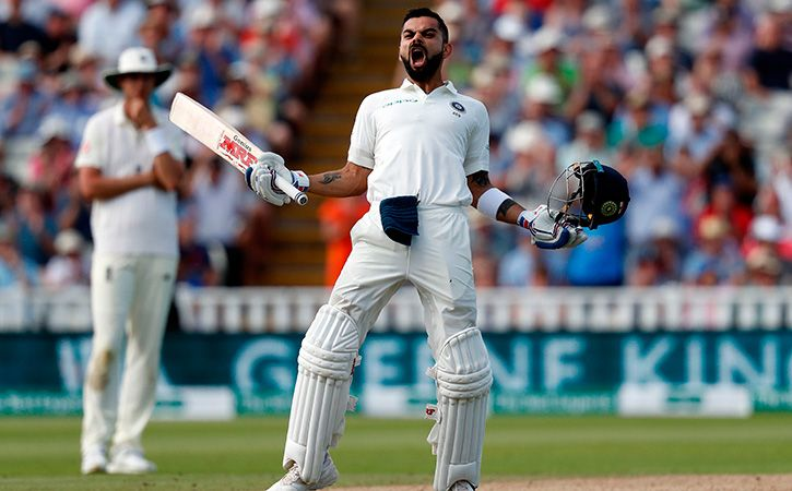 Virat Kohli First Indian After Sachin Tendulkar To Become No. 1 Test Batsman