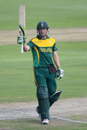 AB de Villiers has the fastest ODI hundred