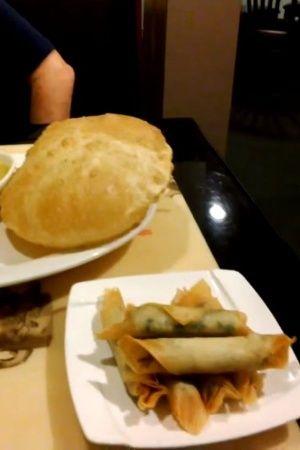bhatura chinese dish