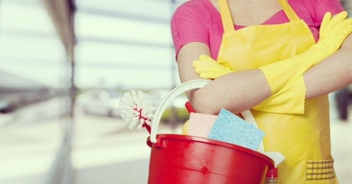 Cleaning The House Is As Bad For Women