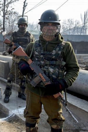 India May Deploy CRPF For Security Of Embassy In Iraq