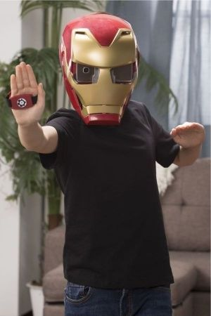 Iron Man AR Helmet
