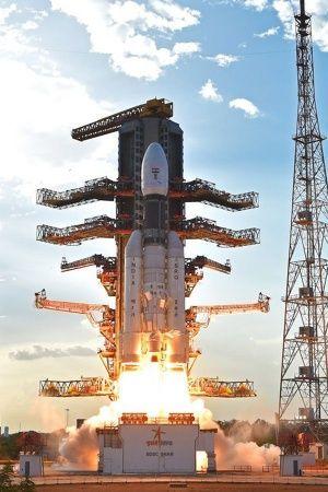 Marital go fast amateur rocket in space