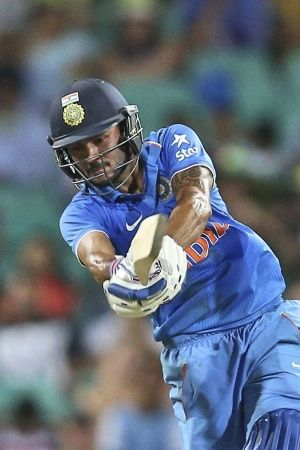 Manish Pandey played a brisk knock