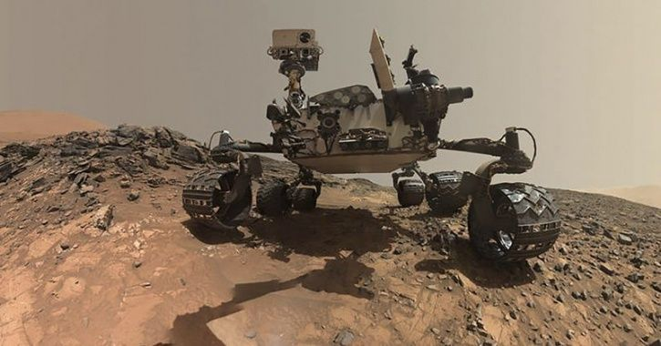 red mars rover - photo #29