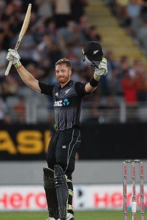Martin Guptill Becomes All Time Leading Rungetter In T20i History