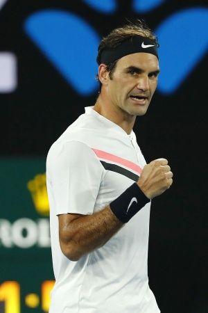 Roger Federer is the oldest World No 1 at 36