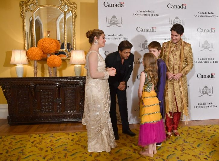 Image result for srk canadian pm