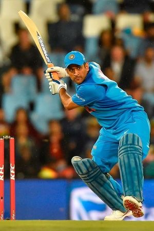 This Video Proves Even Somebody Like MS Dhoni Can Lose His Cool